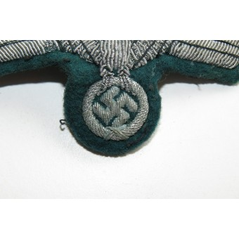 3rd Reich Wehrmacht Heeres breast eagle for officers or for parade uniforms.. Espenlaub militaria