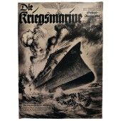 Die Kriegsmarine, 11th vol., June 1943