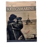 Die Kriegsmarine, 5th vol., March 1944