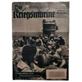 Die Kriegsmarine, 6th vol., March 1943