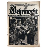 Die Wehrmacht, 10th vol., March 1937