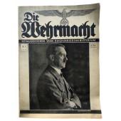 Die Wehrmacht, 5th vol., Januar 1937 The German Wehrmacht for escort in 1937