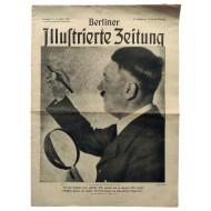 For the Führer's birthday on April 20thThe Berliner Illustrierte Zeitung, №15 April 1942