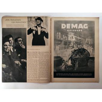 Signal, 7th vol., April 1942. Espenlaub militaria