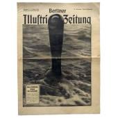 The Berliner Illustrierte Zeitung, №16 April 1942 The deadly eye in the Atlantic