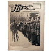 The Illustrierter Beobachter, 12 vol., March 1942- Knight's Cross winner gefreiter Jakob Pelzer