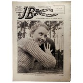 The Illustrierter Beobachter, 13 vol., March 1942 A women's profession of our time