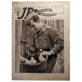 The Illustrierter Beobachter, 14, April 1942 Between the flights. Trapped by the Soviets for 14 days