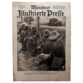 The Münchner Illustrierte Presse, 48th vol., November 1942 Romanian mountain troops in the Caucasus