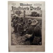 The Münchner Illustrierte Presse, 48th vol., November 1942 Romanian mountain troops in the Caucasus