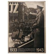 The Neue Illustrierte Zeitung, 4th vol., January 1943