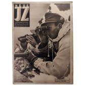 The Neue Illustrierte Zeitung, 5th vol., February 1943 GJ Watch in the Caucasus