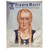 The NS Frauen Warte - 16th vol., February 1939 German women's work