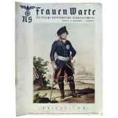 The NS Frauen Warte - 18th vol., March 1939
