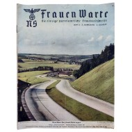 The NS Frauen Warte - 2nd vol., July 1938 German heartland Thuringia