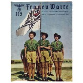 The NS Frauen Warte - vol. 4, August 1939 Germany's colonies are Germany's property