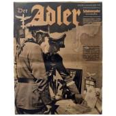 Der Adler - August 1st, 1943 - Night hunt on the Eastern Front