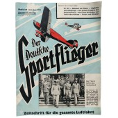 Der Deutsche Sportflieger - vol. 10, October 1938 - The Führer liberates the Sudetenland