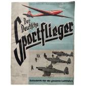 Der Deutsche Sportflieger - vol. 3, March 1940 - Air war against England