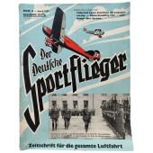 Der Deutsche Sportflieger - vol. 4, April 1937 - Luftwaffe memorial day in Berlin on March 16, 1937