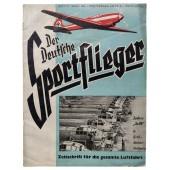 Der Deutsche Sportflieger - vol. 4, April 1941 - Stuka attack and aerial combat near Agedabia