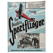 Der Deutsche Sportflieger - vol. 7, July 1938 - International Aviation Exhibition in Belgrade
