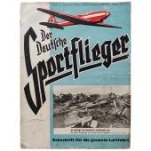 Der Deutsche Sportflieger - vol. 8, August 1941 - Soviet stars fall from the sky
