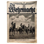 Die Wehrmacht - vol. 7, April 1938 - At the new German-Hungarian border