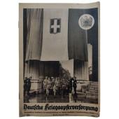 The Deutsche Kriegsopferversorgung, 11st vol., August 1939