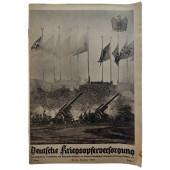 The Deutsche Kriegsopferversorgung, 1st vol., October 1938