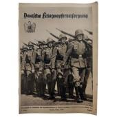 The Deutsche Kriegsopferversorgung, 6th vol., March 1939