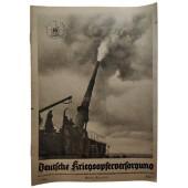 The Deutsche Kriegsopferversorgung, 6th vol., March 1941