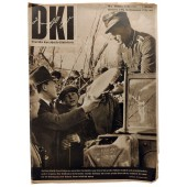 The DKI - vol. 6, 22nd of March 1941 - The German troops in Bulgaria