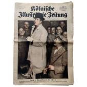 The Kölnische Illustrierte Zeitung - vol. 43, October 26th, 1935 - Photos from the Abyssinian Front