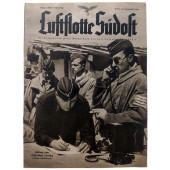 The Luftflotte Südost - vol. 19, September 22nd, 1942 - In the Caucasus and over the Black Sea
