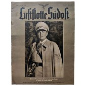 The Luftflotte Südost - vol. 5, March 11th, 1941 - Hermann Göring, the creator of the Luftwaffe