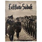 The Luftflotte Südost - vol. 8, April 22nd, 1941 - April 20th, Adolf Hitler as a general