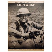 The Luftwelt - vol. 15, 1st of August 1942 - The victory in Libya