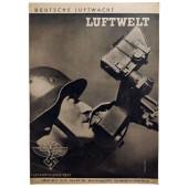 The Luftwelt - vol. 16, 15th of August 1942 - Anti-aircraft artillery, Luftwaffe crews and air defense