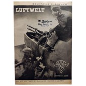 The Luftwelt - vol. 9, 1st of May 1942 - Experience as escort of the Stukas