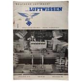 The Luftwissen - vol. 12, December 1943 - The air war in November 1943