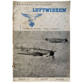 The Luftwissen - vol. 5, May 1942 - Blohm & Voss BV 141, the first asymmetrical airplane