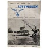The Luftwissen - vol. 6, June 1942 - Luftwaffe in May 1942