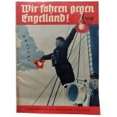 Wir fahren gegen Engelland! - Germany's war at sea with Britain from September bis November 1939