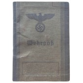 The Wehrpass issued to a WW1 veteran who served in 1915-1919