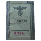 The Wehrpass issued to Stabsgefreiter: French and Polish campaigns, Balkans and Eastern Front