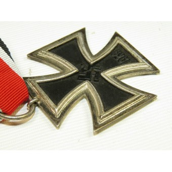 13 marked Eisernes Kreuz 1939, 2 Klasse. Iron Cross second class by Gustav Brehmer. Espenlaub militaria
