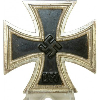 15 marked Iron cross first class by Friedrich Orth. Espenlaub militaria