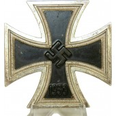 15 marked Iron cross first class by Friedrich Orth