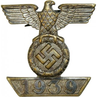1939 Clasp to the 1914 Iron Cross 2st class 2nd type. Espenlaub militaria